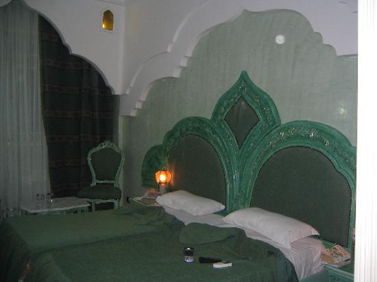 Gafsa, Tunisia: My room