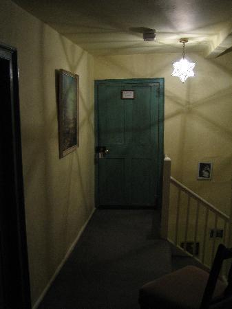 Roborough House: Upstairs Hallway