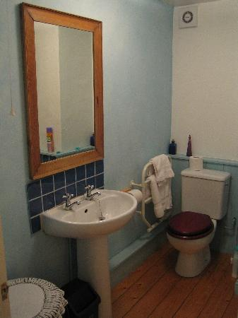 Roborough House: Room 2 Ensuite