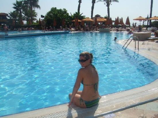 Akka Alinda Hotel: The pool