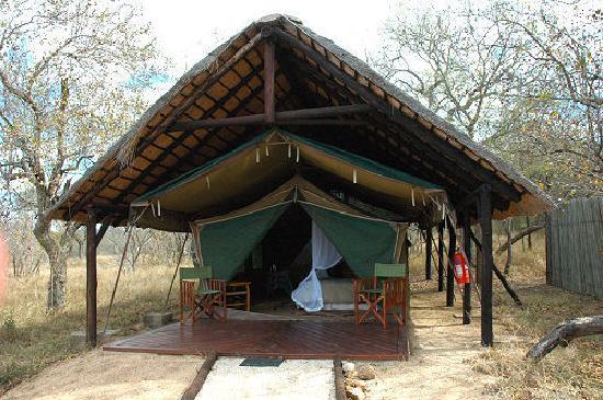 KwaMbili Game Lodge: Accommodation at Kwa-Mbili