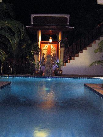 Baan Sijan Resort : The Pool