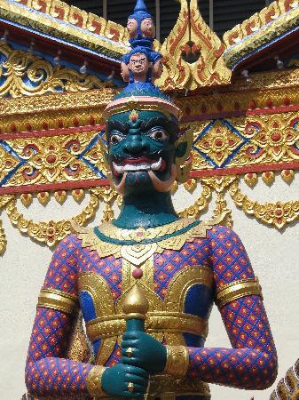 Penang, Malasia: Temple God