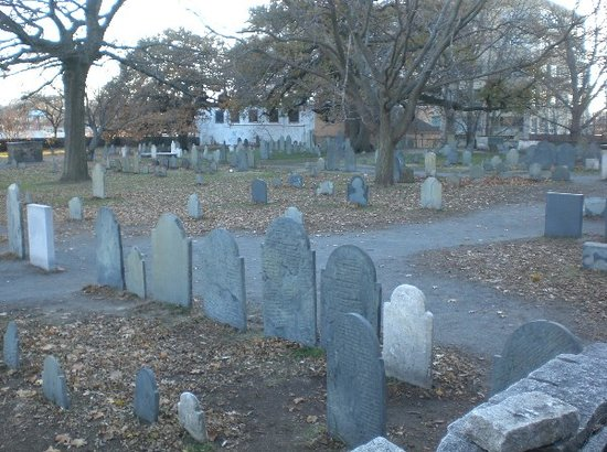 ‪Old Burying Point Cemetery‬