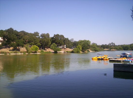 Atascadero, Californien: Lake Park