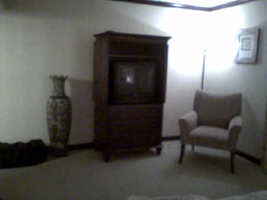 Hollywood Casino Tunica Hotel: Bedroom Suite