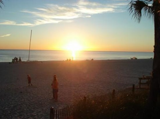 sunset from schooners picture of schooners panama city beach rh tripadvisor com