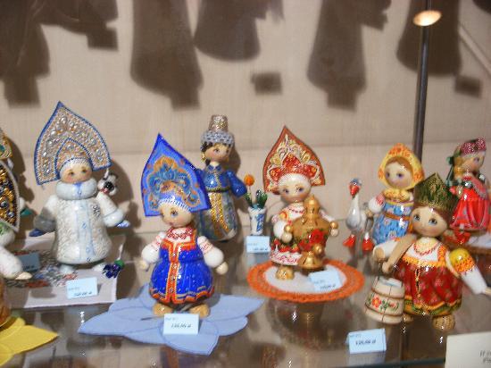 Protea Hotel: Beautiful Russian Dolls