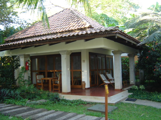 Hotel Capitan Suizo: bungalow 7