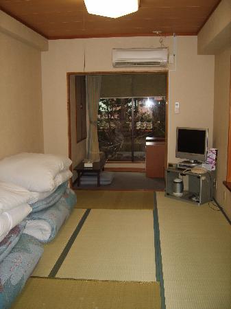Sumisho Hotel: Japanese Style Room