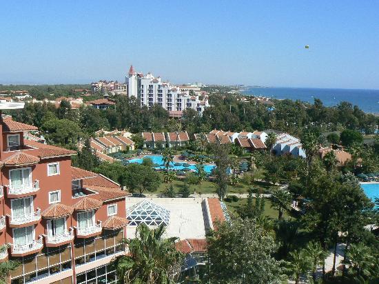 IC Hotels Santai: territory