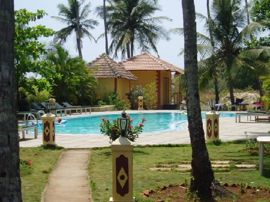 Carina Beach Resort: Pool Carina