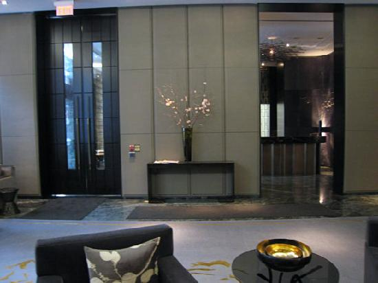 The Hazelton Hotel: Hotel lobby