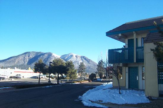 Quality Inn - Flagstaff / East Lucky Lane: A Nice View Though...
