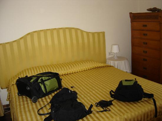 Residenza Giotto: lovely rooms - sorry for my mess!