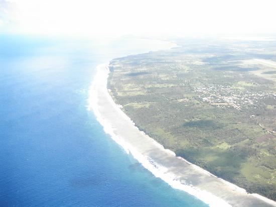 Over Tonga