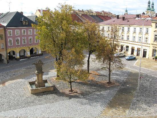 Hotel U Kralovny Elisky : small square