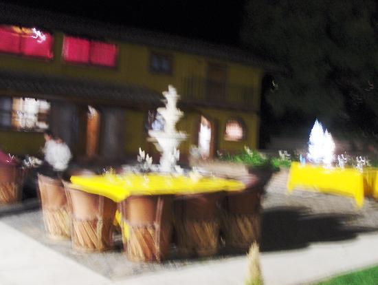 Hotel Huerta Real: Huerta Real New Year party