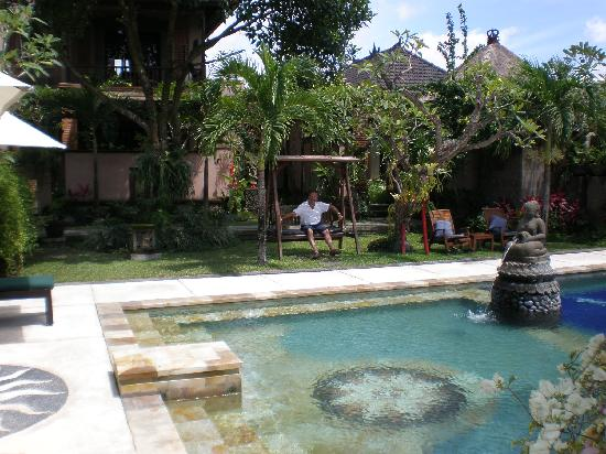 Bebek Tepi Sawah Villas & Spa: another pool view