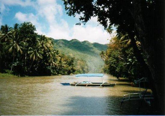 Pulau Bohol, Filipina: Bohol, Flusslandschaft, Philippinen