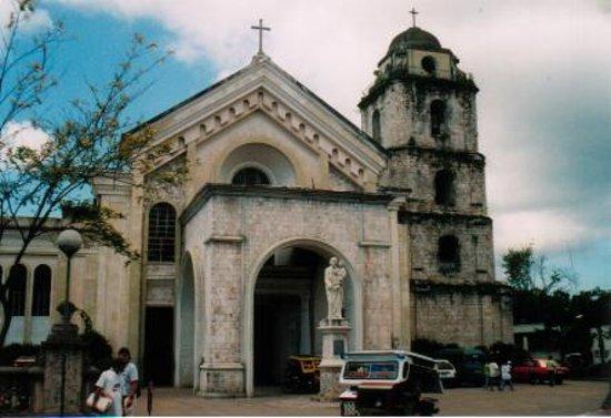 Остров Бохол, Филиппины: Tagbilaran, Kirche in Bohol, Philippinen