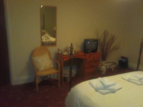 The White Lion Inn: Bedroom 2