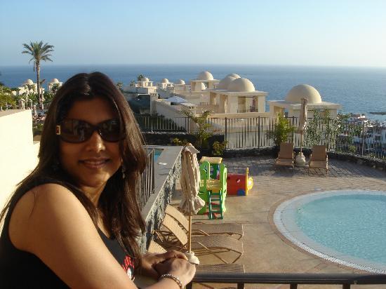 Vincci Selección La Plantación del Sur: hotel villa view