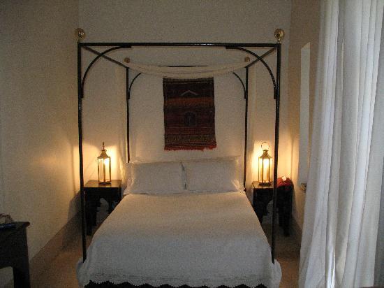 Riad Hayati: My room