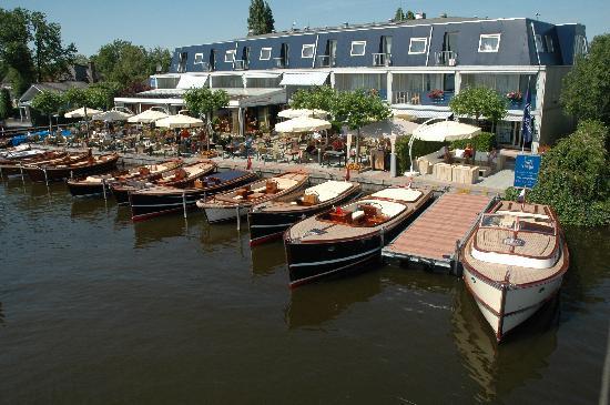 Princess Hotel Loosdrecht: hotel & marina