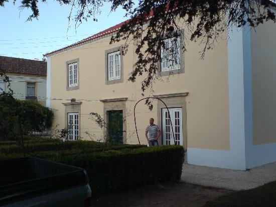 Quinta do Scoto: Entrance