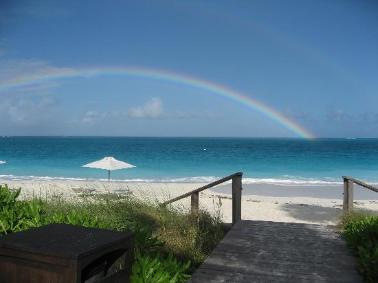 Grace Bay Club : Breakfast Rainbow