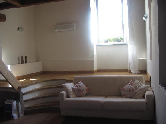 Casa Maiorca Apartments : Living Room