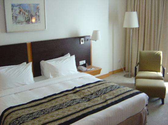 Holiday Inn Melaka: The bed