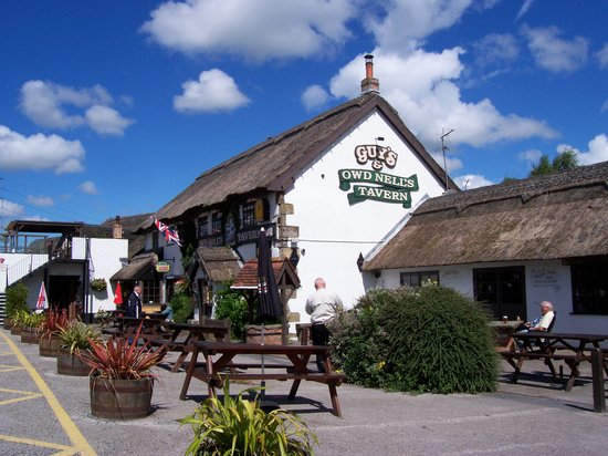 Guy's Thatched Hamlet: Pub at Guys