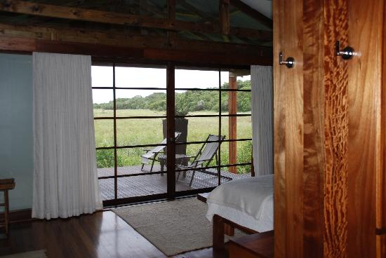 Makakatana Bay Lodge: The Room