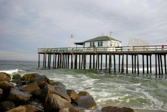 โอเชียนโกรฟ, นิวเจอร์ซีย์: Ocean Grove - Pier
