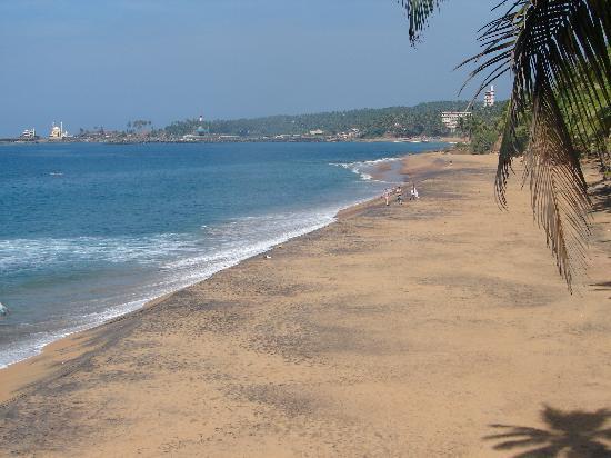Thapovan Heritage Home: Beach