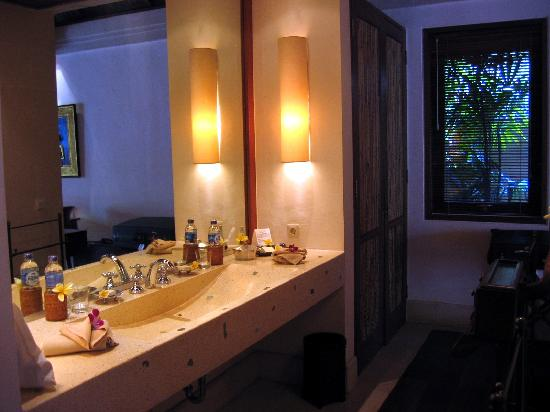 Jamahal Private Resort & SPA: salle de bain