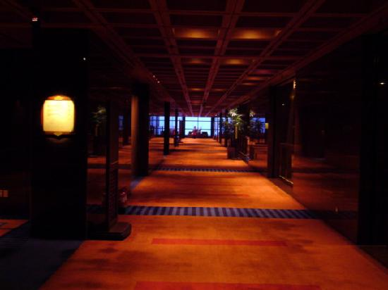 Grand InterContinental Seoul Parnas: Impressive Corridor