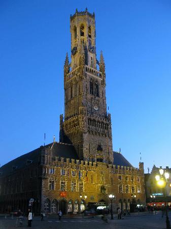 Hotel Ter Duinen: Bruges d