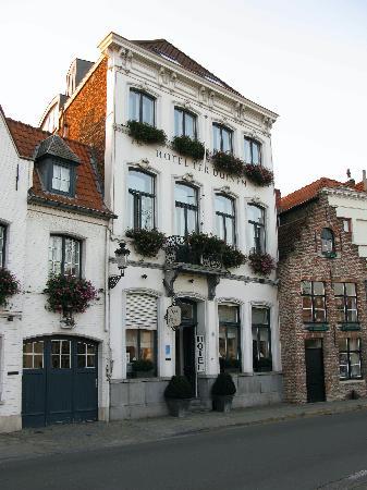 Hotel Ter Duinen.
