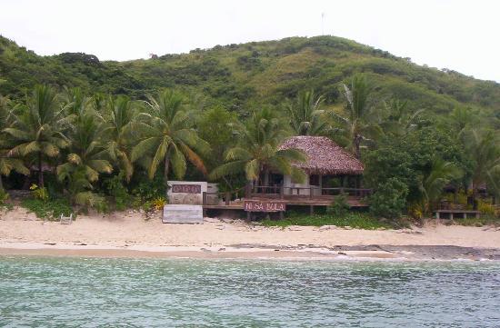 Tokoriki Island Resort: tokoriki