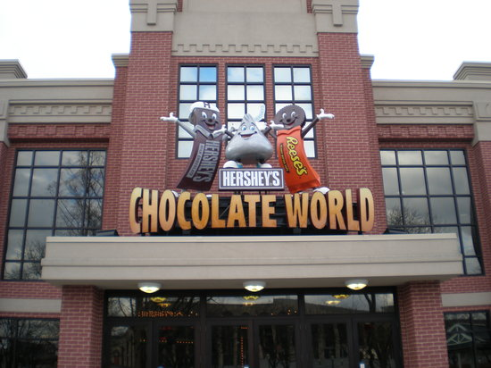 The Hotel Hershey : Fun for all ages!