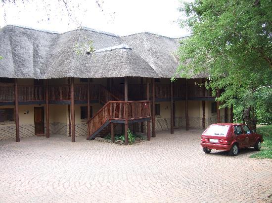 Pestana Kruger Lodge: OUr accomodation at Pestana