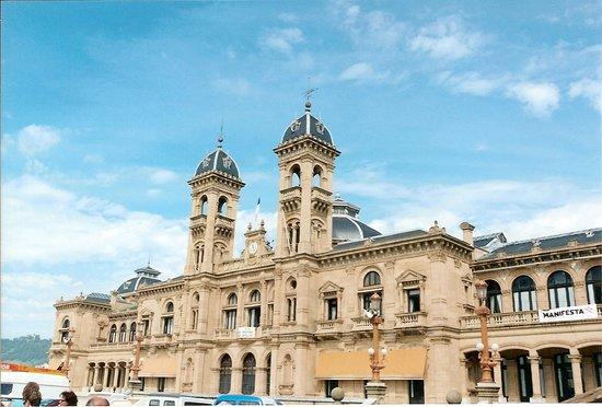 Saint-Sébastien, Espagne : San Sebastian City Hall