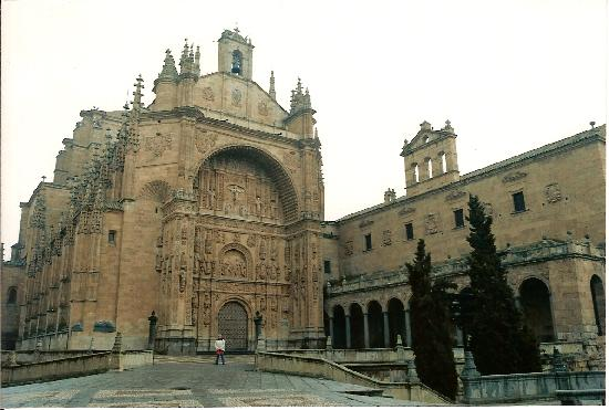 Convento de San Esteban, Salamanca, Spain - Picture of St ...