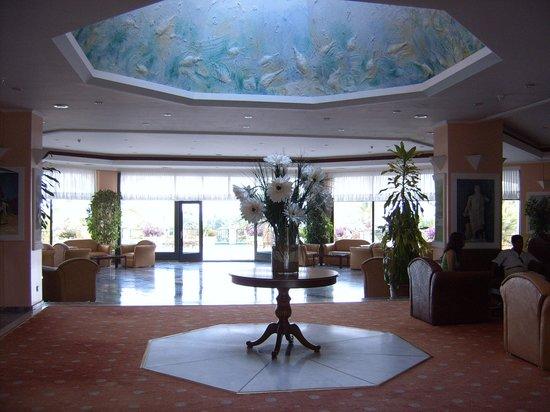 Miramare Queen Hotel: réception