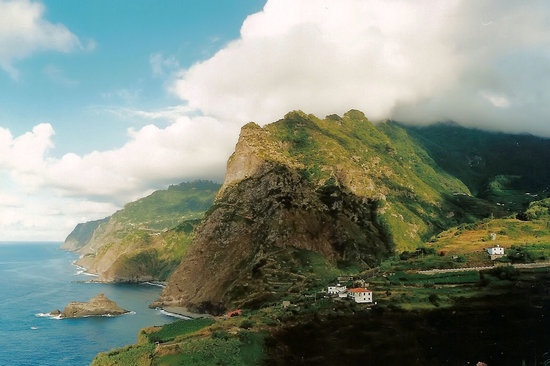 North Coast of Madeira Island, Portugal