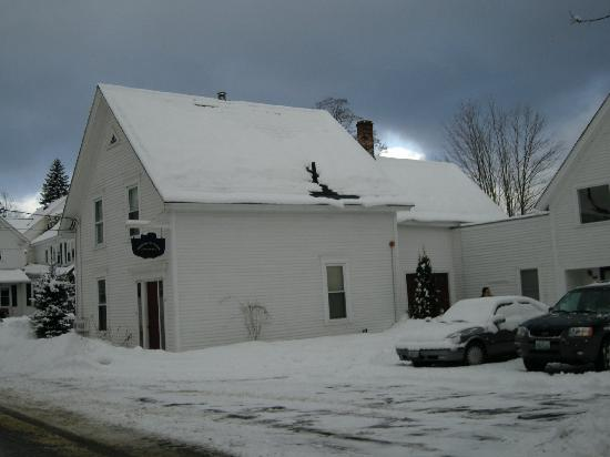 Sudbury Inn : The carriage house