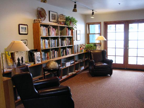 Hotel Lenado: Bibliothek